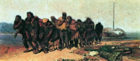 Эссе по картине бурлаки на волге 1456