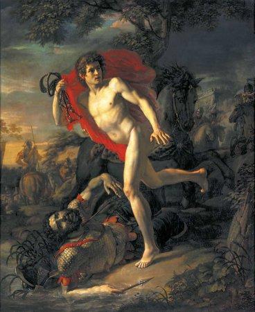 Сочинение по картине А.И. Иванова «Подвиг молодого киевлянина при осаде Киева печенегами в 968 году»