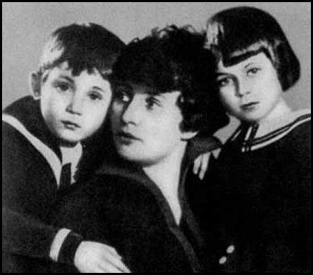 Дети Есенина