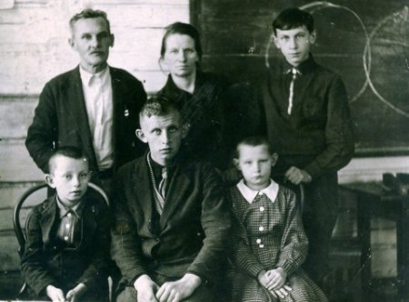 Дети Сергея Есенина