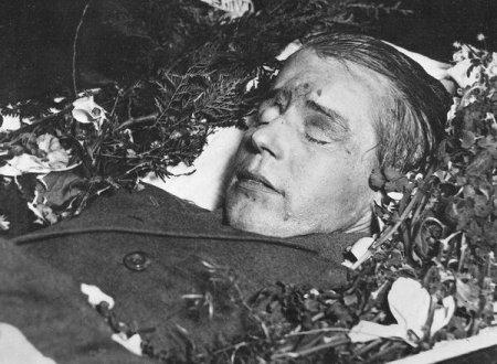 Кто убил Есенина Сергея?