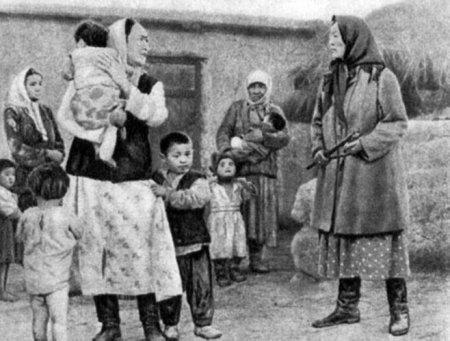 Ранние повести «Материнское поле» и «Первый учитель»