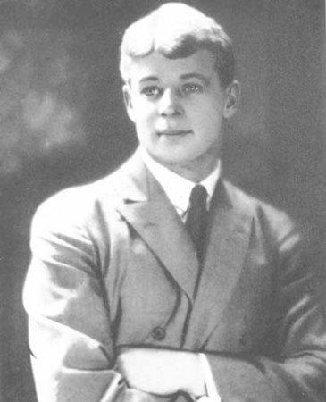 Сергей Есенин биография для детей