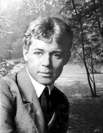 Стихотворения Сергей Есенин